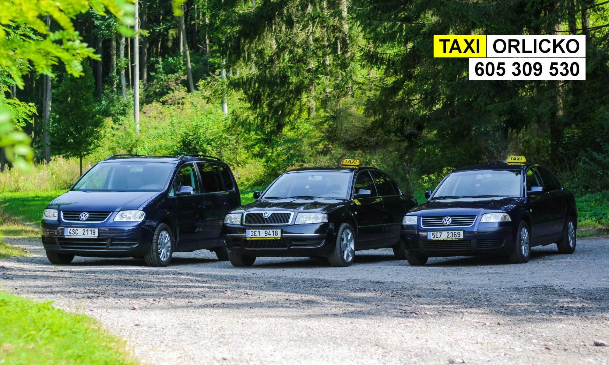 Taxi Orlicko